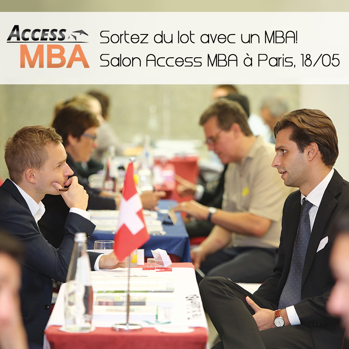 access mba tour salon des meilleurs mba On salon mba paris